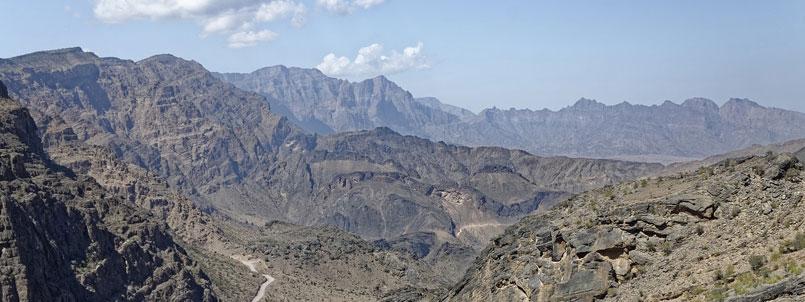 Oman Zeitzone